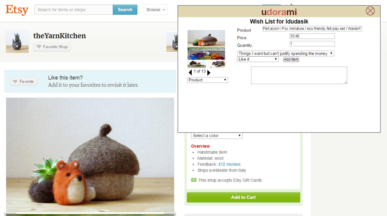 Udorami-bookmarklet-etsy