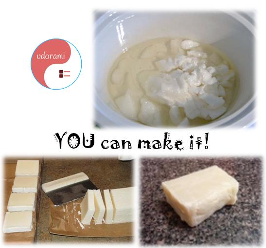 Making Soap – Hot Process
