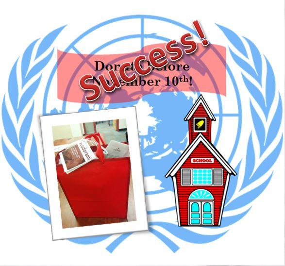 Model UN: Donate for Success