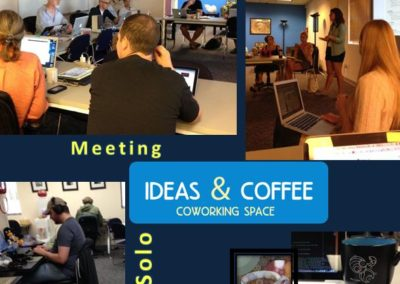 How Ideas & Coffee Keeps the Coffee Coming!