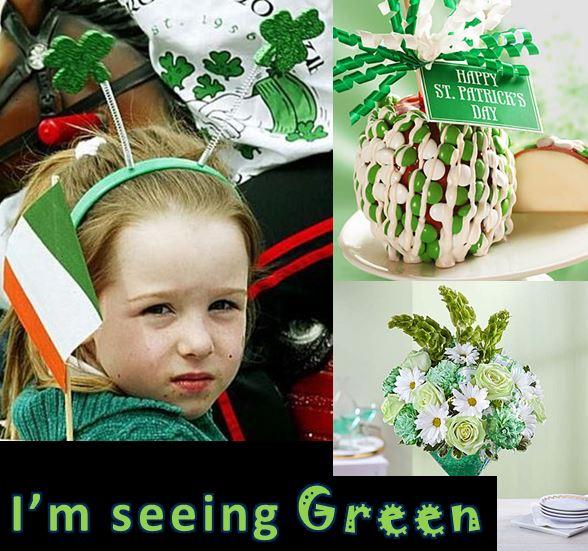 St. Patrick's Day Treasures Galore