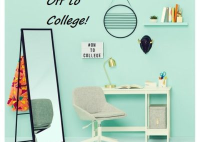 College Life: Dorm & Room Decor