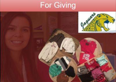 Atrisco Donations