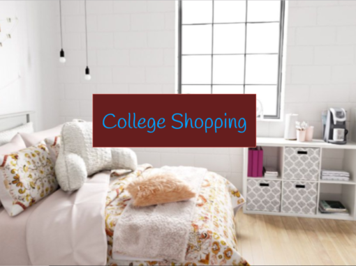 College Shopping